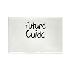 Future Guide Rectangle Magnet (10 pack)