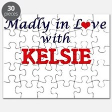 Madly in Love with Kelsie Puzzle
