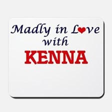 Madly in Love with Kenna Mousepad