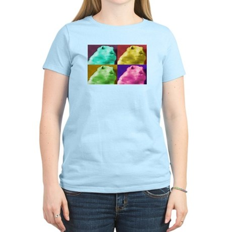 Warhol Chipmunk Women's Light T-Shirt