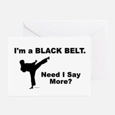 Need I Say More? Greeting Cards (Pk of 10)