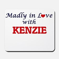 Madly in Love with Kenzie Mousepad