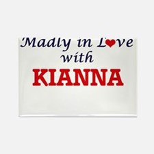 Madly in Love with Kianna Magnets