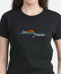 San Francisco Sunset Tee