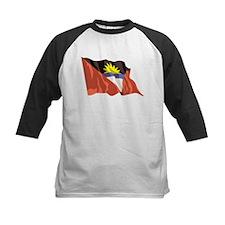 Antigua Country Flag Tee
