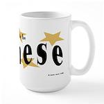 Proud to be Chinese Large Mug
