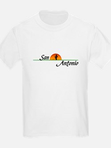 San Antonio Sunset T-Shirt