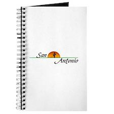 San Antonio Sunset Journal