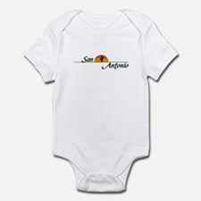San Antonio Sunset Infant Bodysuit