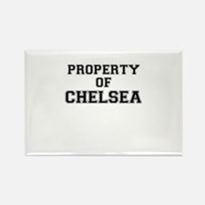 Property of CHELSEA Magnets