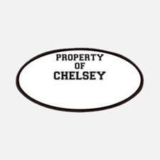 Property of CHELSEY Patch
