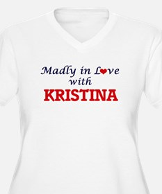 Madly in Love with Kristina Plus Size T-Shirt