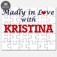 Madly in Love with Kristina Puzzle