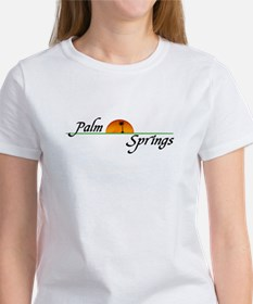 Palm Springs Sunset Tee