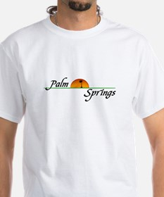 Palm Springs Sunset Shirt