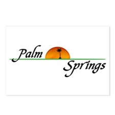 Palm Springs Sunset Postcards (Package of 8)