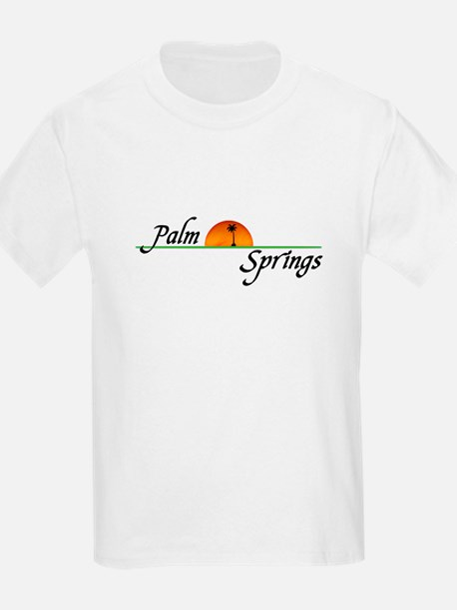 Palm Springs Sunset T-Shirt