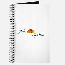 Palm Springs Sunset Journal