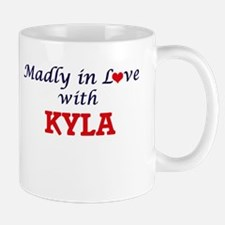 Madly in Love with Kyla Mugs