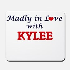 Madly in Love with Kylee Mousepad