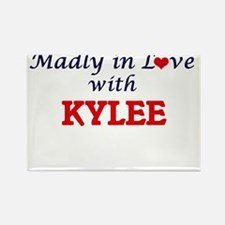 Madly in Love with Kylee Magnets
