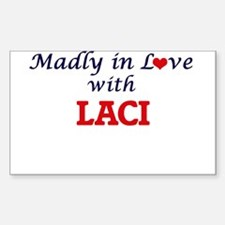 Madly in Love with Laci Decal