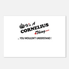 CORNELIUS thing, you woul Postcards (Package of 8)