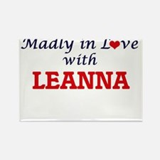 Madly in Love with Leanna Magnets