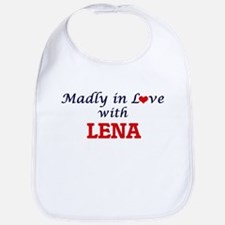 Madly in Love with Lena Bib