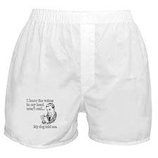 The Voices... Boxer Shorts