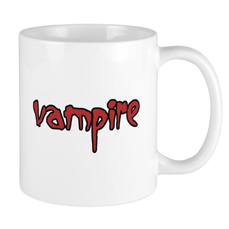 Vampire Nurse Mug