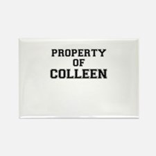 Property of COLLEEN Magnets