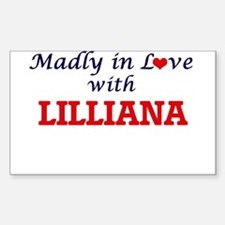 Madly in Love with Lilliana Decal