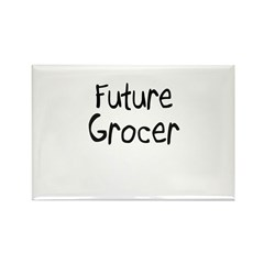 Future Grocer Rectangle Magnet (10 pack)