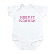 Keep it Kosher Infant Bodysuit