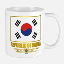 """Republic of Korea Flag"" Mug"