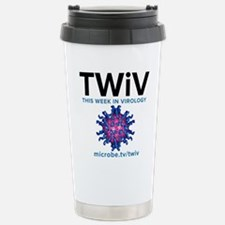 Twiv Stainless Steel Travel Mug