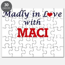 Madly in Love with Maci Puzzle