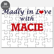Madly in Love with Macie Puzzle