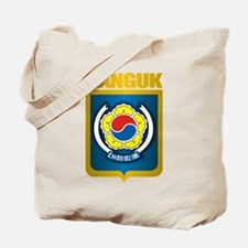 """""""Republic of Korea Emblem"""" Tote Bag"""