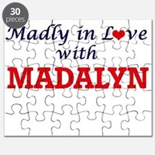 Madly in Love with Madalyn Puzzle