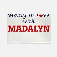 Madly in Love with Madalyn Magnets