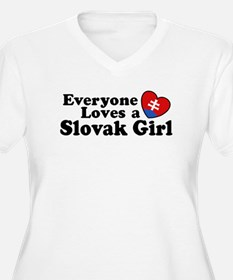 Everyone Loves a Slovak Girl T-Shirt