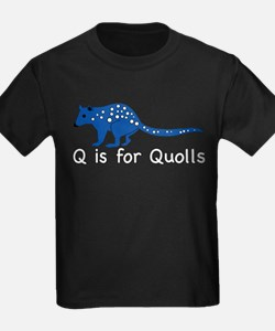 Q is for Quolls T
