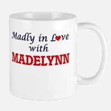 Madly in Love with Madelynn Mugs