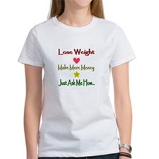 Weight Lines Tee