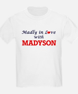 Madly in Love with Madyson T-Shirt
