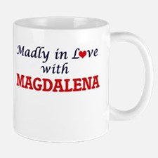 Madly in Love with Magdalena Mugs