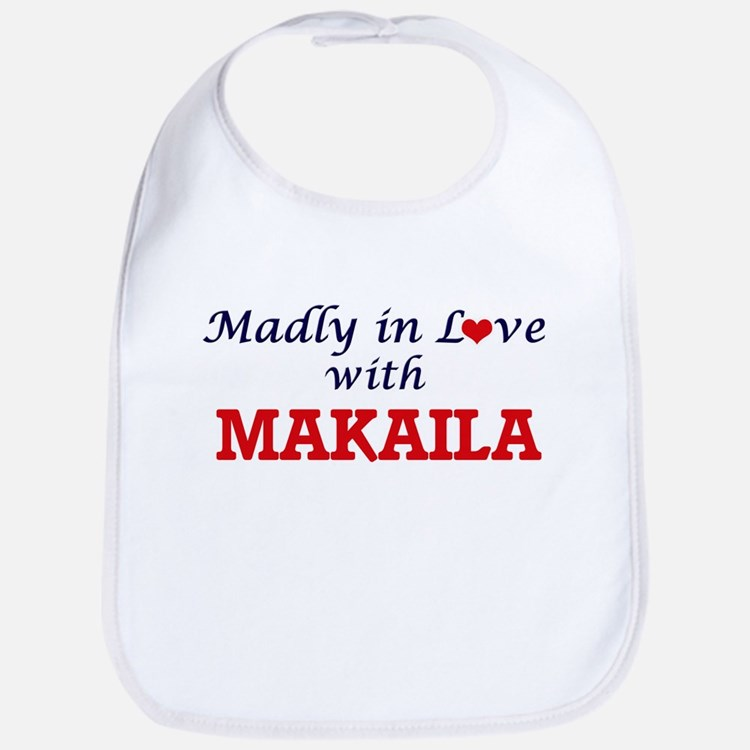 Madly in Love with Makaila Bib