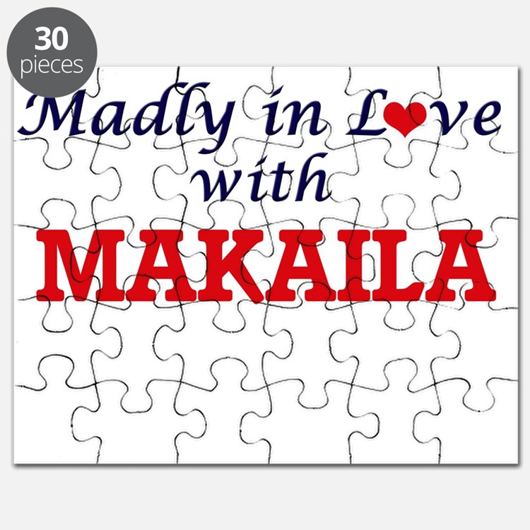 Madly in Love with Makaila Puzzle